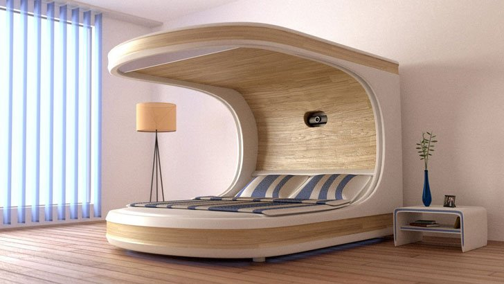 World's Most Advanced Bed