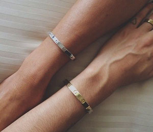 Matching Bracelets For Couples