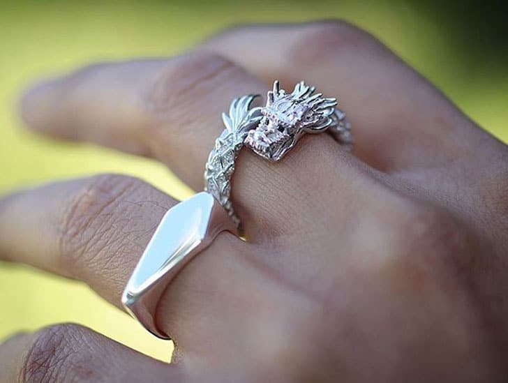 Mister Dragon Ring