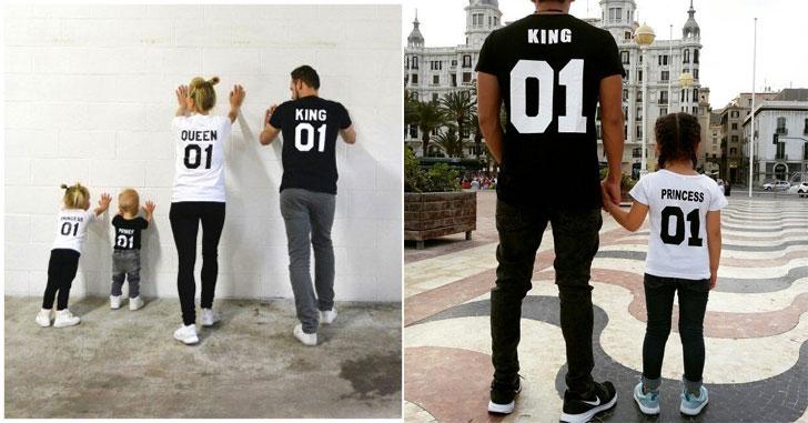 The Royal Family T-Shirts