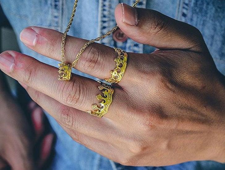 Mister King Ring - Cool Rings for Men