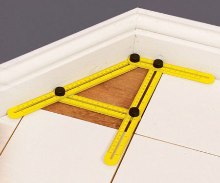 Angle-Izer Instant Template Repair Tool