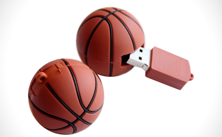Basketball USB Drive