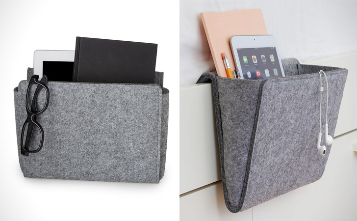 Bedside Essential Pocket - creative gifts for boyfriends