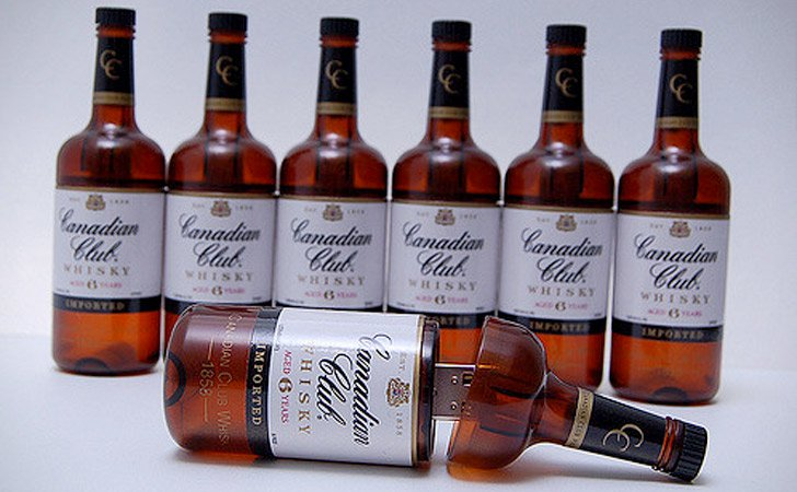 Canadian Club USB Drives