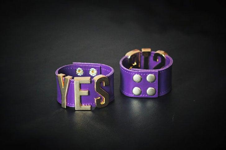 Harley Quinn YES SIR Bracelets