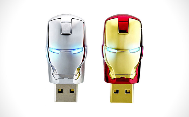 Iron Man USB