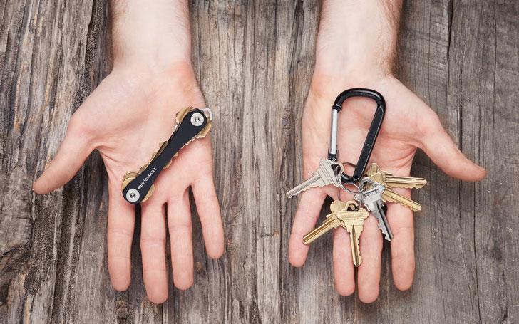 Keysmart Minimalist Key Organizer Awesome Stuff 365