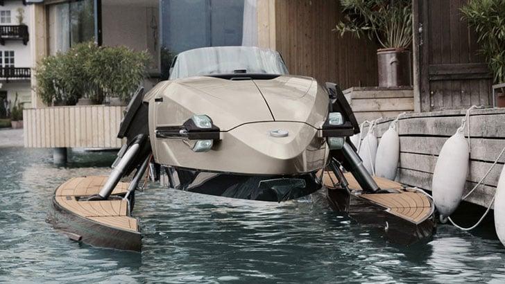 Kormaran K-7 Transforming Watercraft
