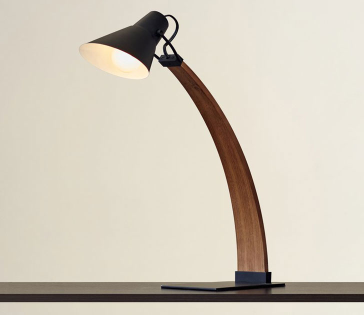 Lower Ballinderry Desk Lamp