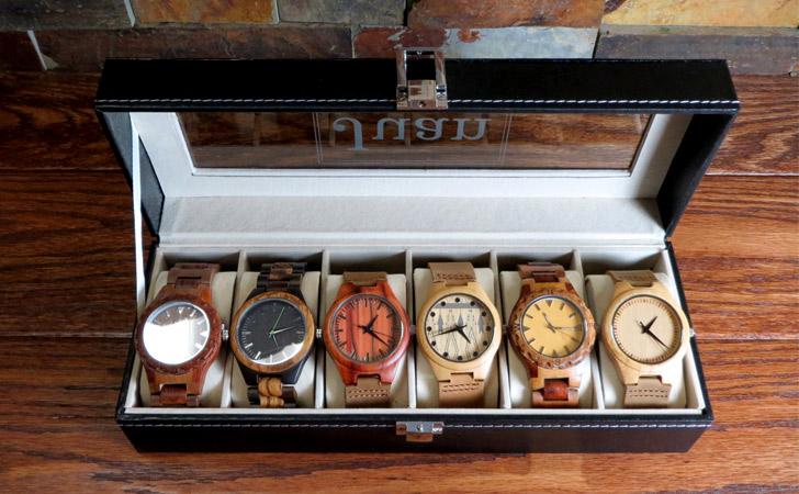 Personalized 6-Watch-Box