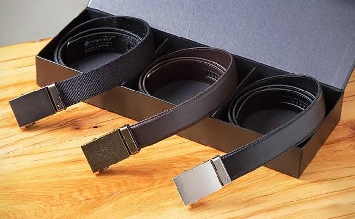 Premium Belt Giftbox Set