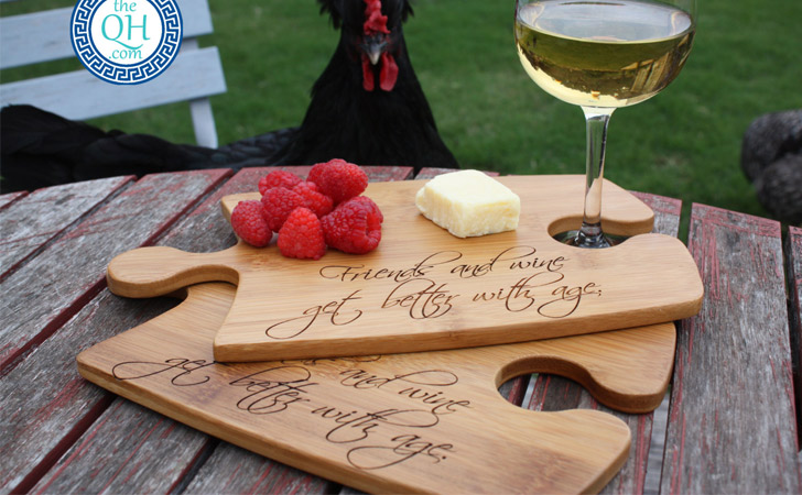 Puzzle Cutting Boards