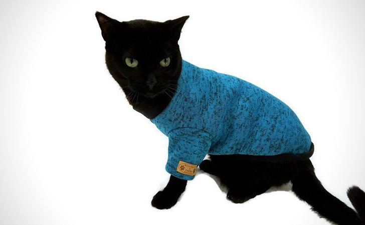 Quality Handmade Cat Sweatshirt