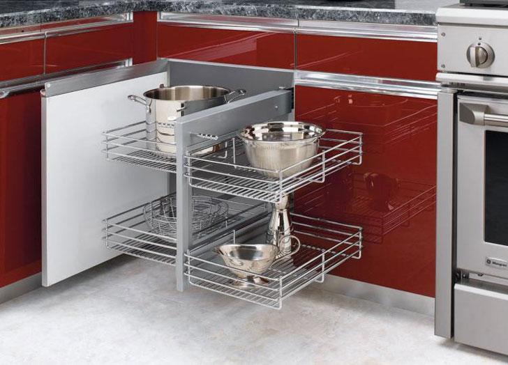 Rev-A-Shelf Blind Corner Cabinet