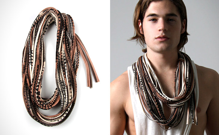 Stylish Necklush Infinity Scarf - creative gifts for boyfriends