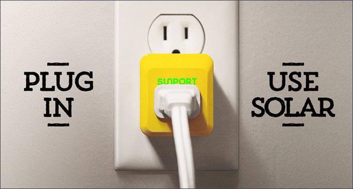 SunPort Solar Access Device