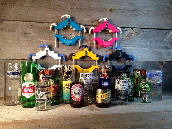 The Kinkajou Bottle Cutter