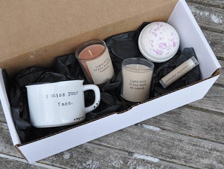 The Long Distance Boyfriend Gift Box