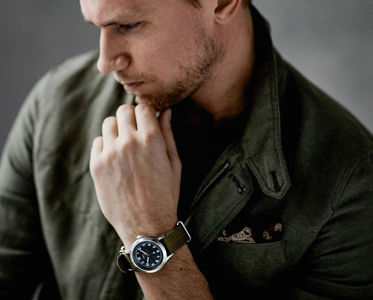 Todd Snyder Timex Military Watch