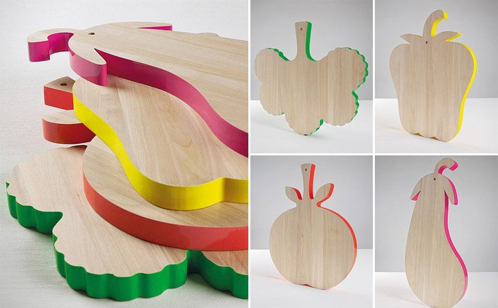 Vege Table Cutting Boards