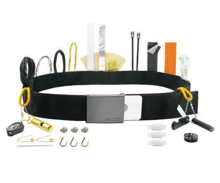 Wazoo Adventure Survival Belt