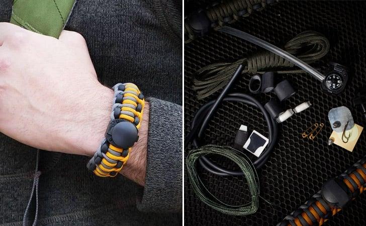 Wazoo The Ultimate Adventure Survival Bracelet - creative gifts for boyfriends