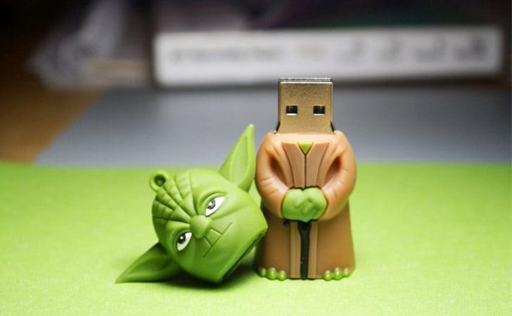 Yoda USB Drive