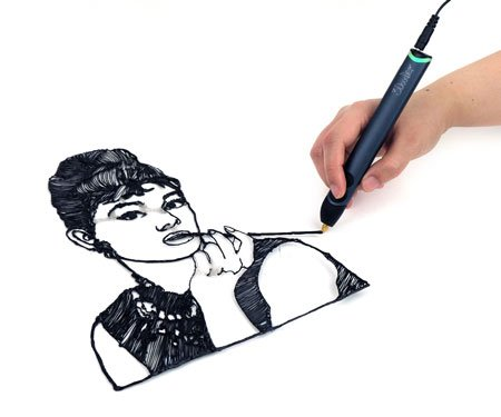 3Doodler Create 3D Drawing Tool