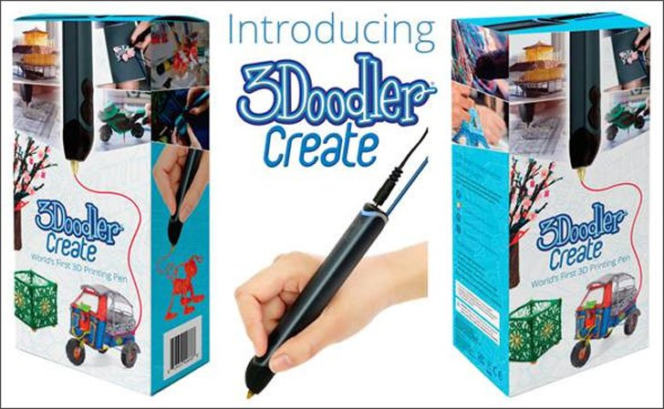 3Doodler Create 3D Drawing Tool