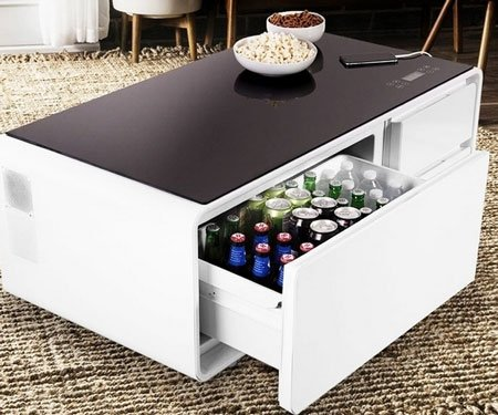 Coffee Table Drink Cooler Awesome Stuff 365