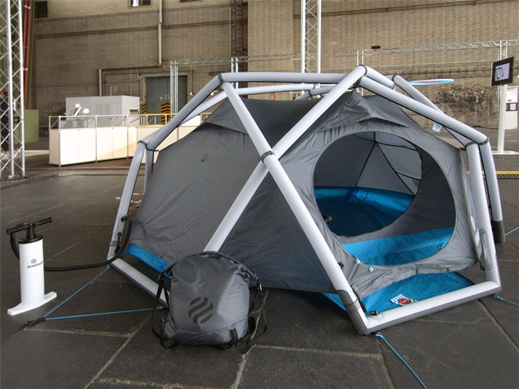 Heimplanet Inflatable Cave Tent