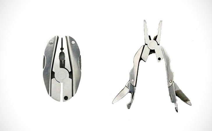 Iron and Glory Mini Plier Multi-Tool