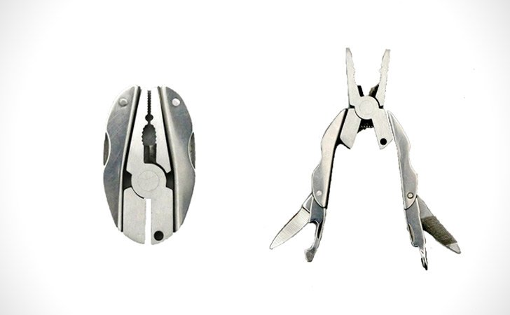 Iron and Glory Mini Plier Multi-Tool