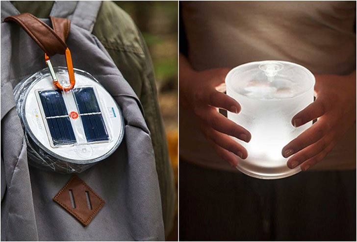 Luci Inflatable Solar Lantern