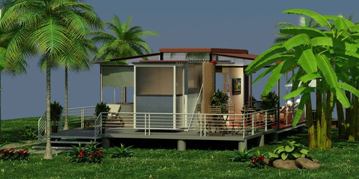 Modular Shipping Container Homes