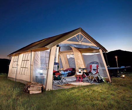 Northwest Territory Front Porch Tent & Cool Camping Gear | Coolest Camping gadgets | Awesome Stuff 365