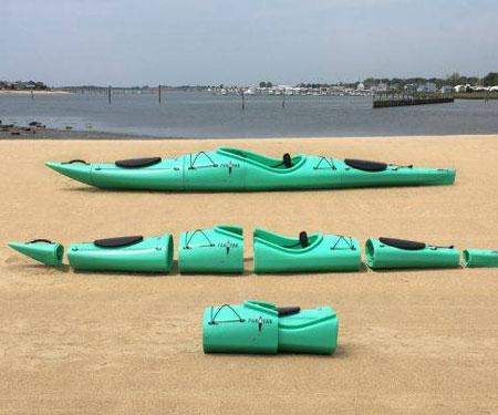 Pakayak Packable Portable Kayak