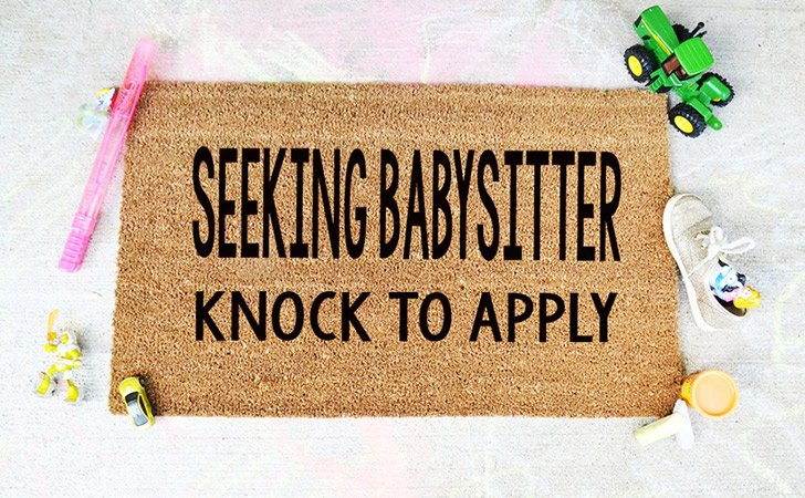 Babysitter Knock To Apply