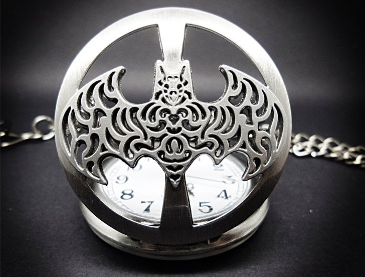 Batman The Dark Knight Pocket Watch