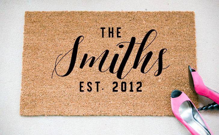 Custom Personalised Doormats - funniest doormats