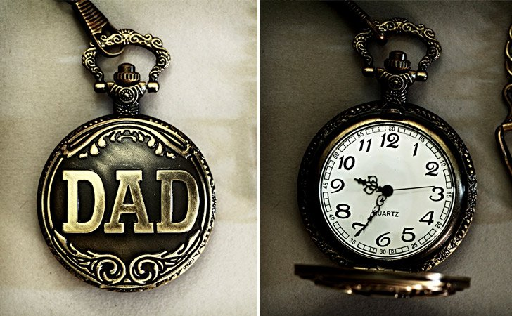 Dad Pocket Watch - Pocket Watches For Men