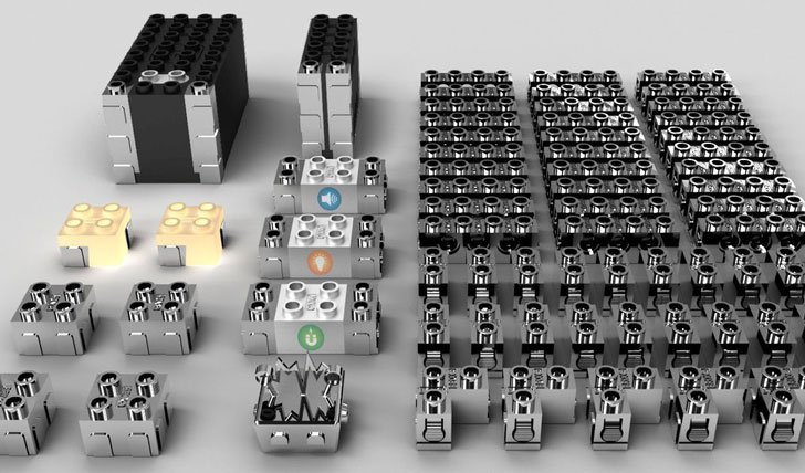 Electric Lego Bricks