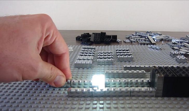 Electric Lego Bricks