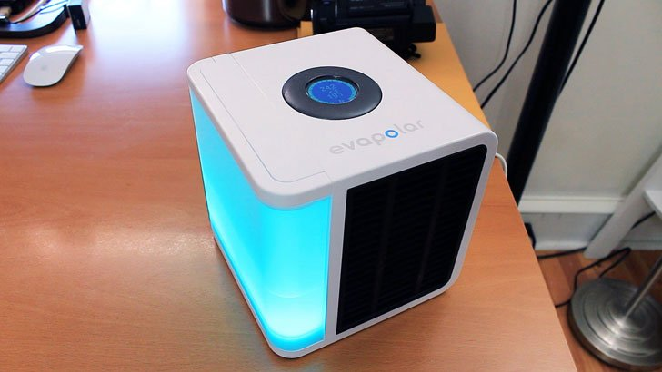 Evapolar Portable Personal Air Cooler Awesome Stuff 365