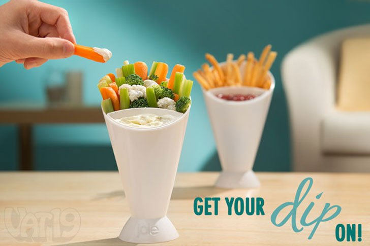 French Fry Cone Dipper