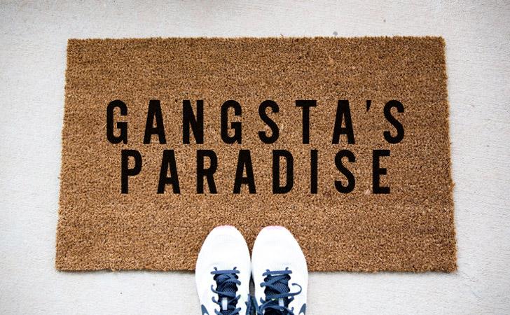 Gangsta's Paradise - funniest doormats