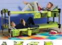Kid-O-Bunk Camping Bunk Bed