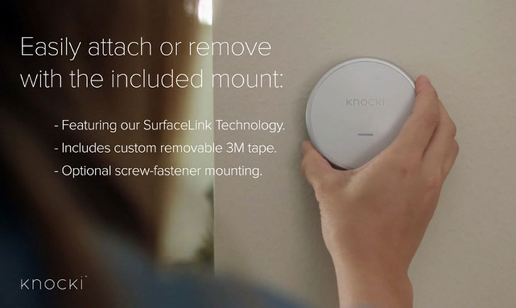 Knocki Remote Control Smart Device