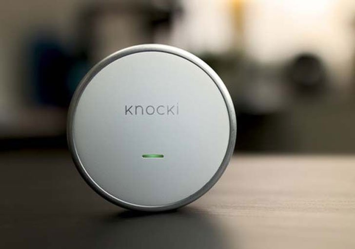 Knocki Remote Control Smart Device - Smart Home Products